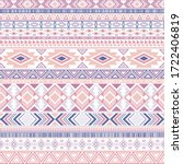 mexican american indian pattern ...   Shutterstock .eps vector #1722406819