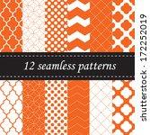 Twelve Seamless Geometric...