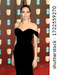 Small photo of London, United Kingdom - February 18, 2018: Angelina Jolie attends the EE British Academy Film Awards (BAFTAs) held at the Royal Albert Hall in London, UK.