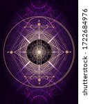 vector abstract illustration....   Shutterstock .eps vector #1722684976
