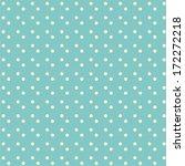 vector background with polka... | Shutterstock .eps vector #172272218