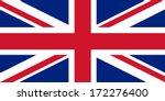 united kingdom flag   union... | Shutterstock . vector #172276400