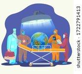 vector stock illustration. a...   Shutterstock .eps vector #1722791413