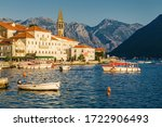 Sunset View Of Kotor Bay From...
