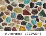 close up of colourful textured... | Shutterstock . vector #172292348