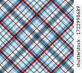 Checkered Seamless Pattern ...