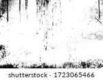 grunge old texture in black and ... | Shutterstock .eps vector #1723065466
