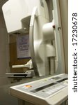 Mammogram Machine - stock photo