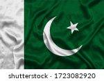 Pakistan National Flag...