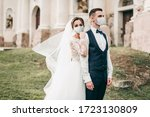 Young Loving Brides Walking And ...