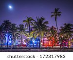 miami  florida   january 6 ... | Shutterstock . vector #172317983