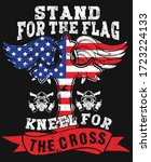 Stand For The Flag Kneel For...