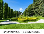 national park kislovodsk rose... | Shutterstock . vector #1723248583