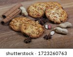 Butter Cookies With Peanuts On...