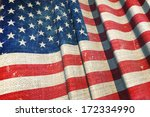 united states of america canvas ... | Shutterstock . vector #172334990