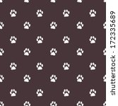 traces  textile pattern. vector ... | Shutterstock .eps vector #172335689