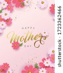 mothers day banner background...   Shutterstock .eps vector #1723362466