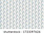 blue cream scandinavian... | Shutterstock .eps vector #1723397626