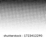 dots background. fade points...   Shutterstock .eps vector #1723412290