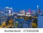 ho chi minh city  vietnam  ... | Shutterstock . vector #172342028