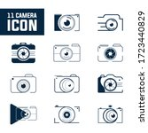 photography  camera ... | Shutterstock .eps vector #1723440829