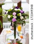 bouquet in vase | Shutterstock . vector #172349348