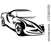 car | Shutterstock .eps vector #172365350
