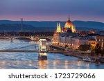 Hungary Budapest. Amazing Phot...