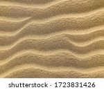 Sand Patern From Gran Canaria