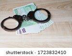 Intruder Handcuffs With Euro...