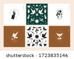 vector illustration set of... | Shutterstock .eps vector #1723835146