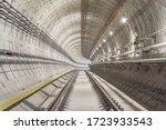 Railway Underground Tunnel...