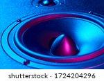 Sound Audio Speaker With Neon...