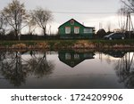 Village House On The Lake With...