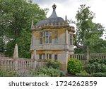 Small Gatehouse In The Corner...