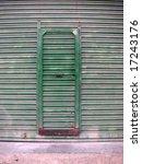 barcelona garage door | Shutterstock . vector #17243176
