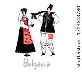 National Costume Of Bulgaria In ...
