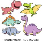 vector illustration of... | Shutterstock .eps vector #172457933