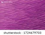 abstract gradient stripe line... | Shutterstock .eps vector #1724679703