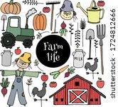 Farm Life Hand Made Doodles....