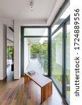 Elegant Home Corridor With...
