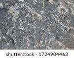 Limestone Rock Layers In...