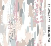 abstract seamless artistic... | Shutterstock .eps vector #1724960476