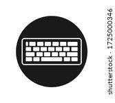 keyboard  icon vector...