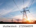 Electrical Power Lines And...