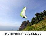 Gliding Flight In The Beautifu...