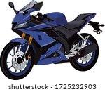 motor sport vector illustration ...   Shutterstock .eps vector #1725232903