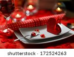 Heart On Fork  Valentines Day