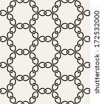 celtic seamless pattern.... | Shutterstock .eps vector #172532000