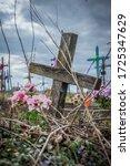 Old Cross On The Forgotten...